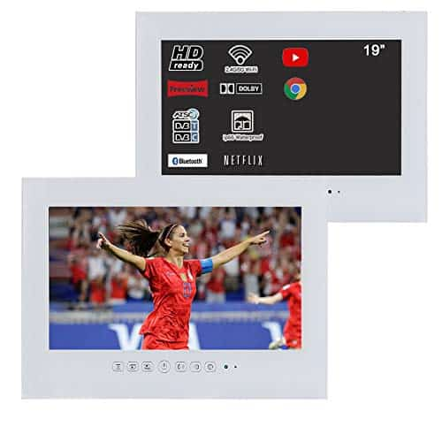 "Soulaca 19"" Smart Android LED TV"