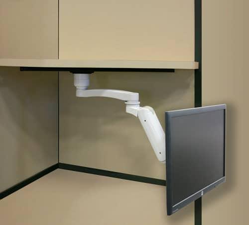 Under cabinet mount