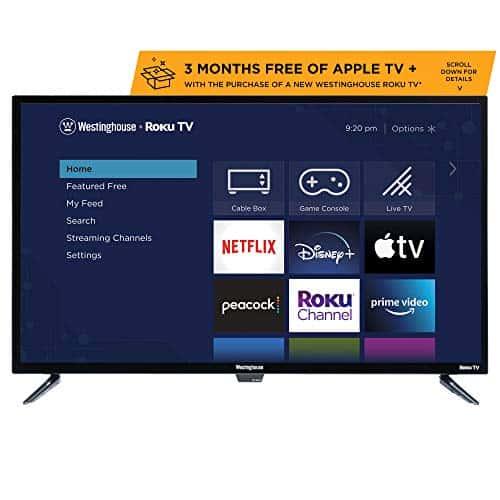Westinghouse 24 inch Roku HD LED Smart TV