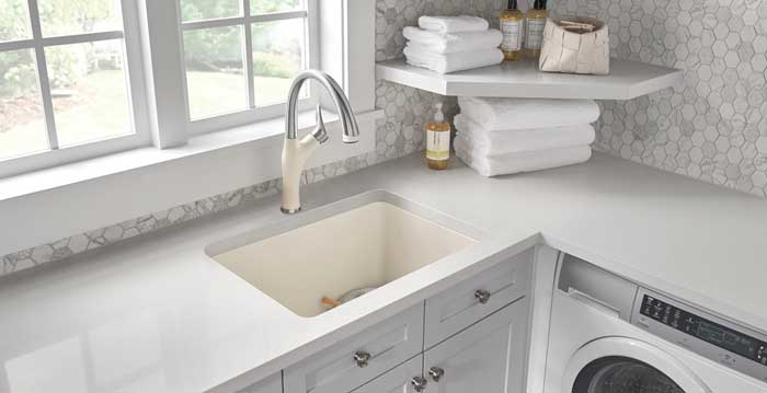 Clean Every Type of Utility Sink