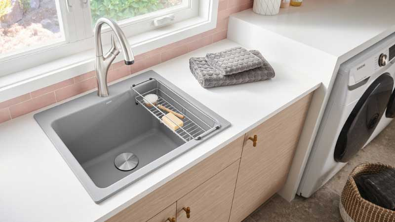 How To Clean Every Type of Utility Sink