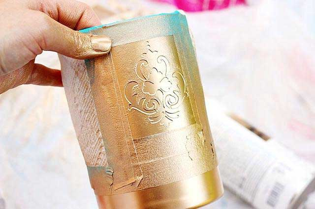 Remove Spray Paint from Brass