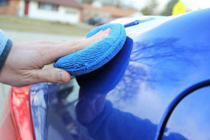 Use Clear Coat On Your Car