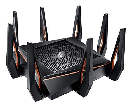 ASUS ROG Rapture wifi 6 Gaming Router
