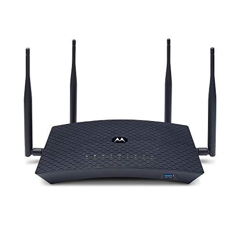 MOTOROLA AC2600 4x4 WiFi Smart Gigabit Router