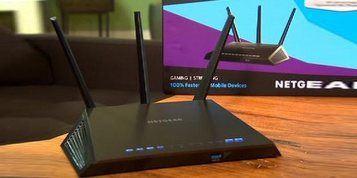 Router for AT&T Uverse