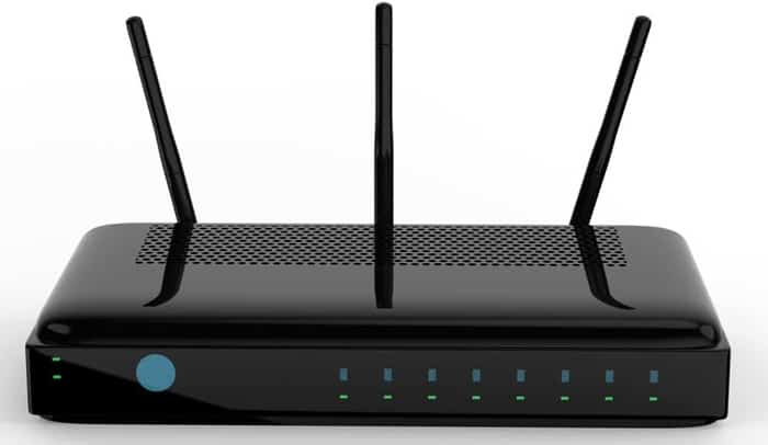 Router For Frontier FiOS