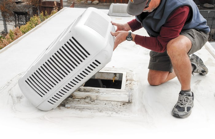 rv air conditioner cleaning tips