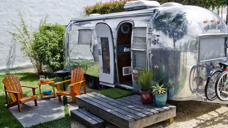 Can you live legally in your RV camper in your Backyard