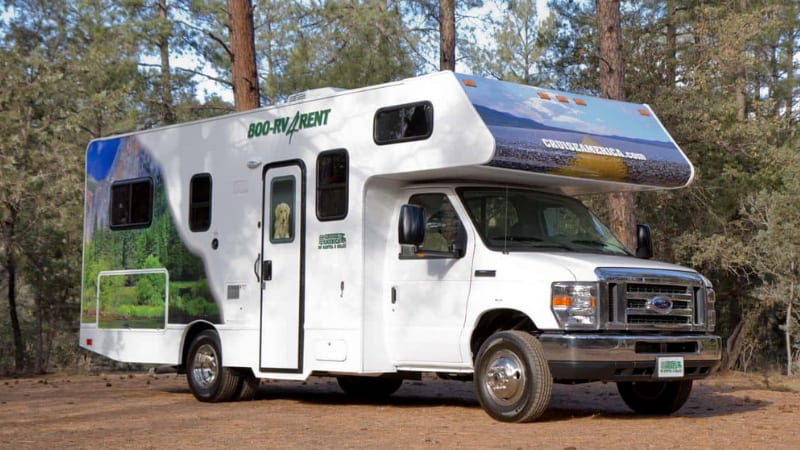 How much to rent an RV for a week or a month