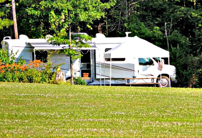Making an RV your home