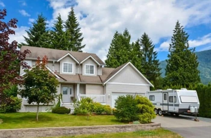 Purchasing your own lot in the camping parks