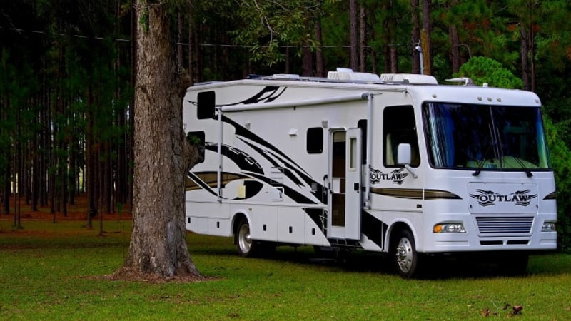 RV park income and expenses
