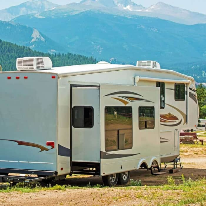 RV slide outs