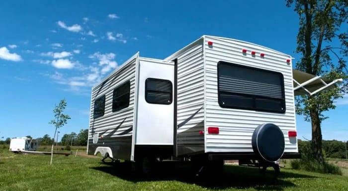 Types of RV slide outs