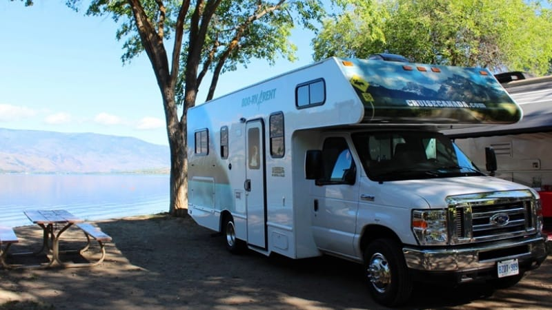 Where can I park my RV to live without any issues